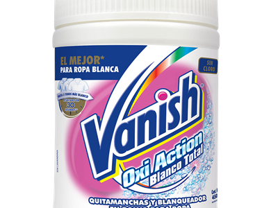Vanish® Oxi Action Blanco Total Polvo